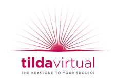 Tilda Virtual old logo