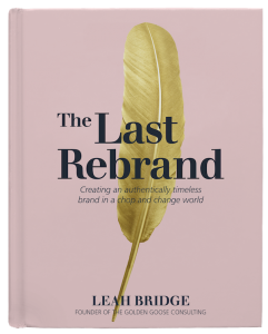 The Last Rebrand Book by Leah Bridge