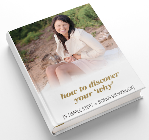 what is my why discover your why workbook